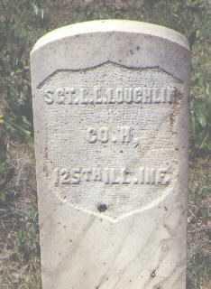LOUGHLIN, L. L. - Archuleta County, Colorado | L. L. LOUGHLIN - Colorado Gravestone Photos