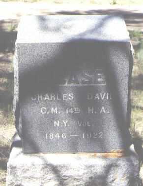 SCASE, CHARLES DAVID - Archuleta County, Colorado | CHARLES DAVID SCASE - Colorado Gravestone Photos