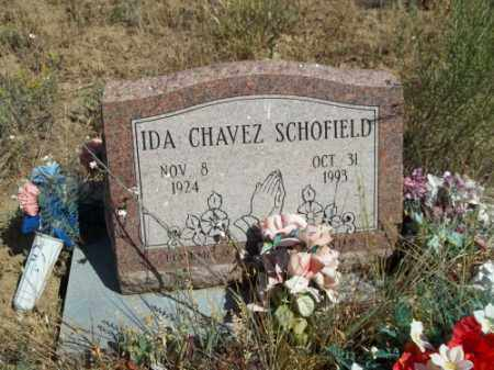 SCHOFIELD, IDA - Archuleta County, Colorado | IDA SCHOFIELD - Colorado Gravestone Photos