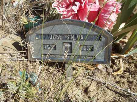 SILVA, JOSE - Archuleta County, Colorado | JOSE SILVA - Colorado Gravestone Photos