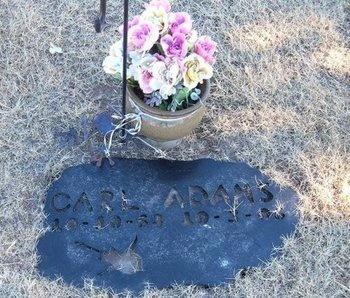 ADAMS, CARL - Baca County, Colorado   CARL ADAMS - Colorado Gravestone Photos