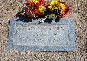 ALFREY, GARY C - Baca County, Colorado | GARY C ALFREY - Colorado Gravestone Photos
