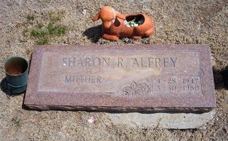 ALFREY, SHARON R - Baca County, Colorado   SHARON R ALFREY - Colorado Gravestone Photos