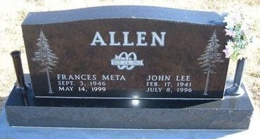 ALLEN, JOHN LEE - Baca County, Colorado | JOHN LEE ALLEN - Colorado Gravestone Photos