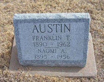 AUSTIN, FRANKLIN T - Baca County, Colorado   FRANKLIN T AUSTIN - Colorado Gravestone Photos