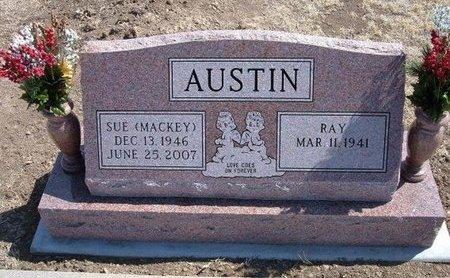 AUSTIN, SUE - Baca County, Colorado | SUE AUSTIN - Colorado Gravestone Photos