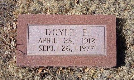 BAUMBERGER, DOYLE E - Baca County, Colorado | DOYLE E BAUMBERGER - Colorado Gravestone Photos
