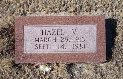BAUMBERGER, HAZEL V - Baca County, Colorado | HAZEL V BAUMBERGER - Colorado Gravestone Photos