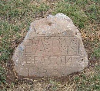 BEASON, BABY - Baca County, Colorado | BABY BEASON - Colorado Gravestone Photos