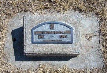 BENSON, BABY - Baca County, Colorado | BABY BENSON - Colorado Gravestone Photos