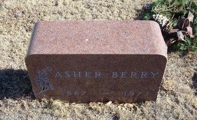 BERRY, ASHER - Baca County, Colorado   ASHER BERRY - Colorado Gravestone Photos
