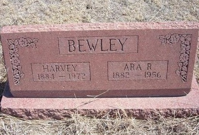 BEWLEY, HARVEY - Baca County, Colorado | HARVEY BEWLEY - Colorado Gravestone Photos