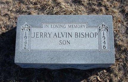 BISHOP, JERRY ALVIN - Baca County, Colorado | JERRY ALVIN BISHOP - Colorado Gravestone Photos