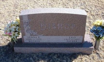 BISHOP, LEO - Baca County, Colorado   LEO BISHOP - Colorado Gravestone Photos