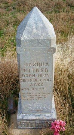 BITNER, JOSHUA - Baca County, Colorado   JOSHUA BITNER - Colorado Gravestone Photos