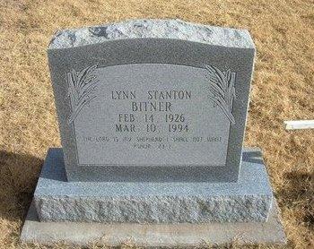 BITNER, LYNN STANTON - Baca County, Colorado | LYNN STANTON BITNER - Colorado Gravestone Photos