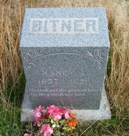 SOUTHER BITNER, NANCY ADELINE - Baca County, Colorado | NANCY ADELINE SOUTHER BITNER - Colorado Gravestone Photos