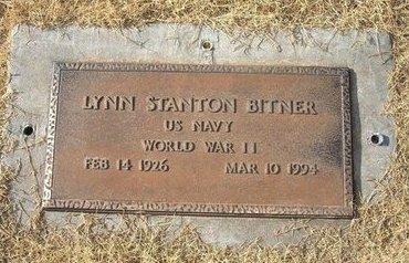 BITNER (VETERAN WWII), LYNN STANTON - Baca County, Colorado | LYNN STANTON BITNER (VETERAN WWII) - Colorado Gravestone Photos