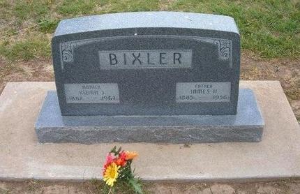 BIXLER, JAMES H - Baca County, Colorado | JAMES H BIXLER - Colorado Gravestone Photos