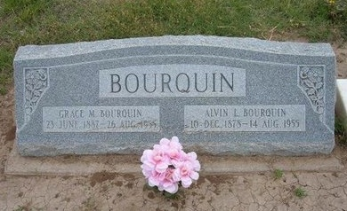 BOURQUIN, ALVIN LOUIS - Baca County, Colorado   ALVIN LOUIS BOURQUIN - Colorado Gravestone Photos