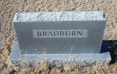 BRADBURN FAMILY GRAVESTONE,  - Baca County, Colorado    BRADBURN FAMILY GRAVESTONE - Colorado Gravestone Photos