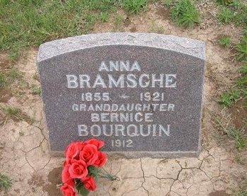 BOURQUIN, BERNICE - Baca County, Colorado | BERNICE BOURQUIN - Colorado Gravestone Photos