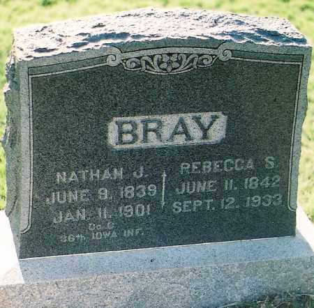 BRAY, REBECCA S. - Baca County, Colorado | REBECCA S. BRAY - Colorado Gravestone Photos