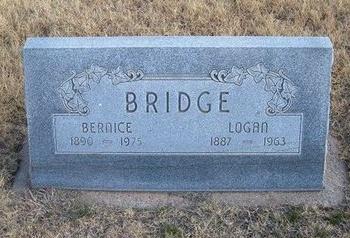 BRIDGE, JOHN A LOGAN - Baca County, Colorado | JOHN A LOGAN BRIDGE - Colorado Gravestone Photos