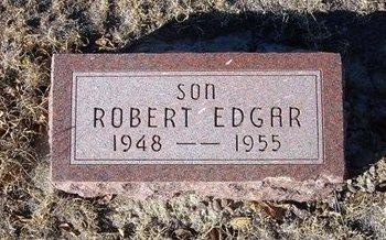 BRIGHT, ROBERT EDGAR - Baca County, Colorado | ROBERT EDGAR BRIGHT - Colorado Gravestone Photos