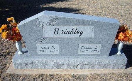 BRINKLEY, VEANAS L - Baca County, Colorado   VEANAS L BRINKLEY - Colorado Gravestone Photos