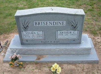BRISENDINE, VELMA L - Baca County, Colorado | VELMA L BRISENDINE - Colorado Gravestone Photos