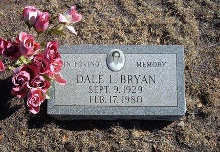 BRYAN, DALE LAVERNE - Baca County, Colorado | DALE LAVERNE BRYAN - Colorado Gravestone Photos