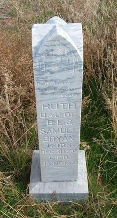 BRYAN, RUTH - Baca County, Colorado   RUTH BRYAN - Colorado Gravestone Photos