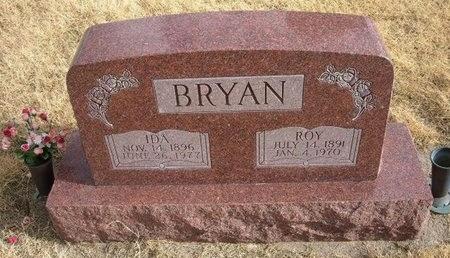 BRYAN, IDA - Baca County, Colorado | IDA BRYAN - Colorado Gravestone Photos