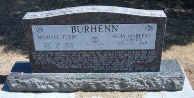BURHENN, MICHAEL TERRY - Baca County, Colorado | MICHAEL TERRY BURHENN - Colorado Gravestone Photos