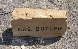BUTLER, LIZZIE - Baca County, Colorado   LIZZIE BUTLER - Colorado Gravestone Photos
