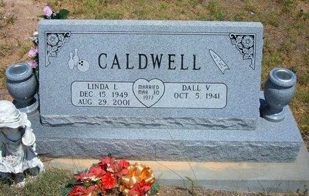 CALDWELL, LINDA L - Baca County, Colorado | LINDA L CALDWELL - Colorado Gravestone Photos