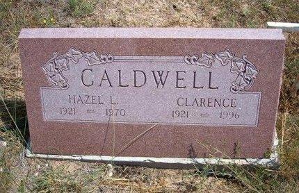 CALDWELL, CLARENCE V - Baca County, Colorado | CLARENCE V CALDWELL - Colorado Gravestone Photos