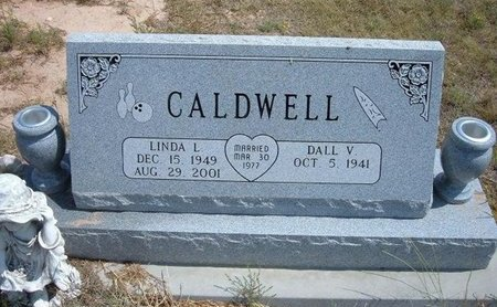 CALDWELL, LINDA L - Baca County, Colorado | LINDA L CALDWELL - Colorado Gravestone Photos