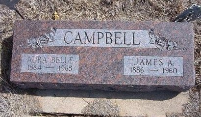 CAMPBELL, AURA BELLE - Baca County, Colorado | AURA BELLE CAMPBELL - Colorado Gravestone Photos