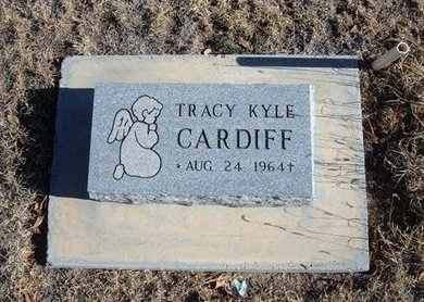 CARDIFF, TRACY KYLE - Baca County, Colorado | TRACY KYLE CARDIFF - Colorado Gravestone Photos