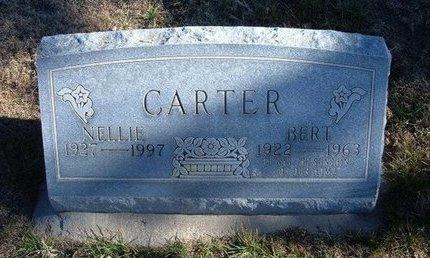 CARTER, BERT - Baca County, Colorado | BERT CARTER - Colorado Gravestone Photos