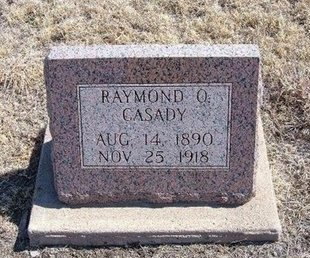 CASADY, RAYMOND O - Baca County, Colorado | RAYMOND O CASADY - Colorado Gravestone Photos