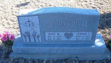 SPITZER CHATHAM, MARY M - Baca County, Colorado | MARY M SPITZER CHATHAM - Colorado Gravestone Photos