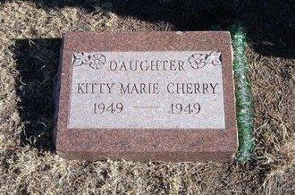 CHERRY, KITTY MARIE - Baca County, Colorado   KITTY MARIE CHERRY - Colorado Gravestone Photos
