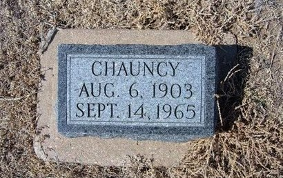 CHURCHILL, CHAUNCY - Baca County, Colorado   CHAUNCY CHURCHILL - Colorado Gravestone Photos