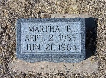 CHURCHILL, MARTHA ELEANOR - Baca County, Colorado   MARTHA ELEANOR CHURCHILL - Colorado Gravestone Photos