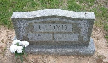 CLOYD, NINA - Baca County, Colorado | NINA CLOYD - Colorado Gravestone Photos
