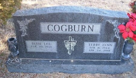 COGBURN, TERRY LYNN - Baca County, Colorado | TERRY LYNN COGBURN - Colorado Gravestone Photos