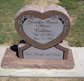 COLLINS, JENNIFER DAWN - Baca County, Colorado | JENNIFER DAWN COLLINS - Colorado Gravestone Photos